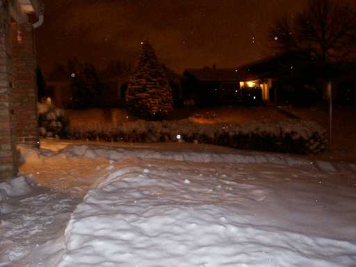 Snow Feb 2007 Night2